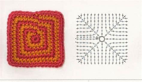 piastrelle all uncinetto schemi gratis schemi uncinetto piastrelle quadrate coperte patchwork