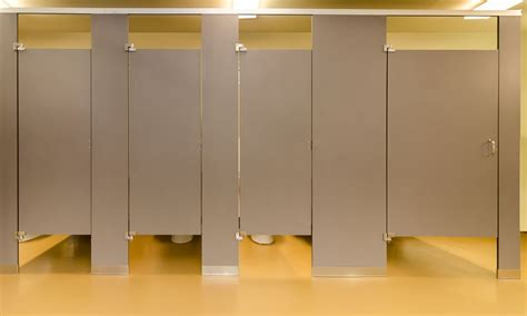 bathroom partitions dimensions ironwood manufacturing standard size restroom partition