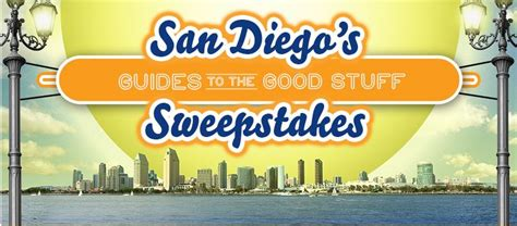 Travel Sweepstakes Blog - guides to the good stuff sweepstakes san diego travel blog