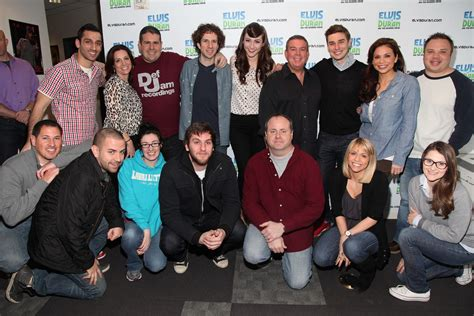 in the morning cast karmin visits quot the elvis duran z100 morning show quot zimbio