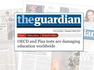 test ocse pisa i test ocse pisa danneggiano l istruzione a livello