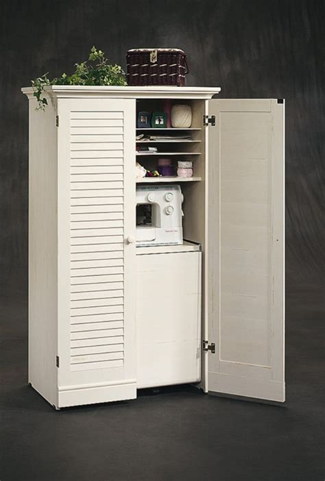 Sewing Armoire Cabinet by 8 Wonderful Sewing Room Ideas For Small Spaces Sew Some