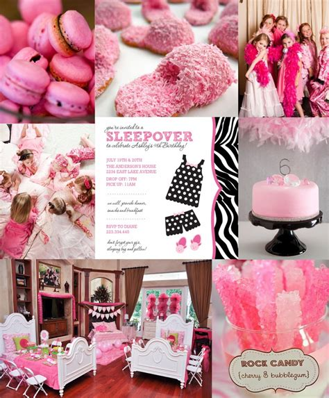 themes for a girl slumber party all girls slumber party ideas fashionistaforgirlz