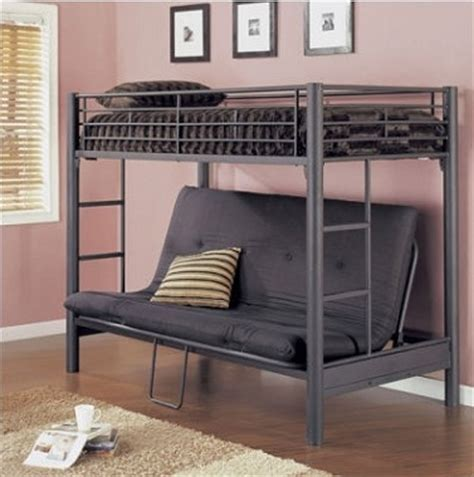 Cheap Futon Mattresses For Sale by Bunk Bed With Futon