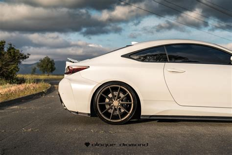 bronze lexus bd 11 wheels