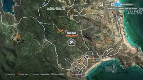 forza horizon 3 scheune forza horizon 3 guide all 15 barn find locations