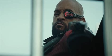 reason  smith decided  play deadshot  suicide