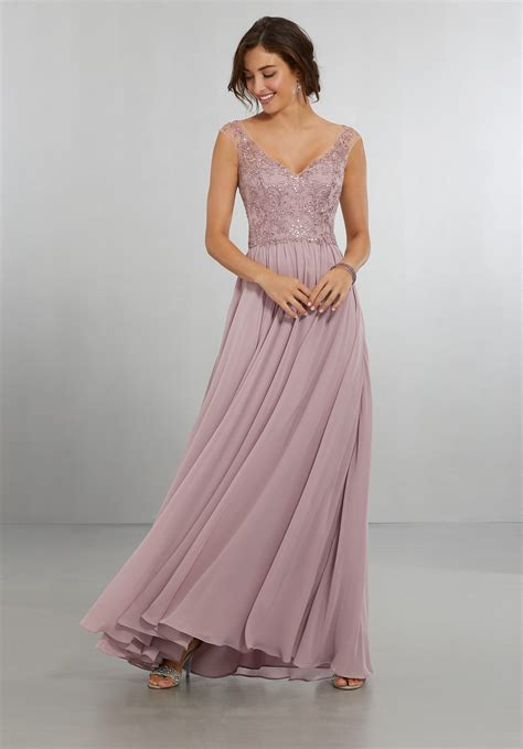 beaded bridesmaids dresses chiffon bridesmaids dress with intricately embroidered and