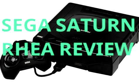 sega saturn reviews sega saturn rhea avalia 199 195 o review dreamcast brasil