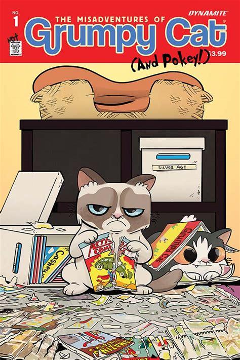 dynamite grumpy cat