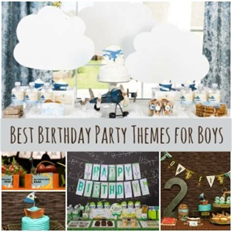 themes birthday boy the 7 best birthday themes for boys what to expect