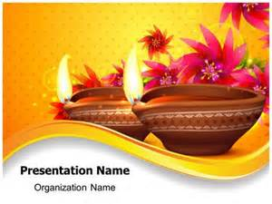 diwali festival powerpoint template background