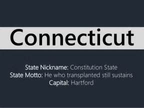 Nickname For State Nickname Constitution State State