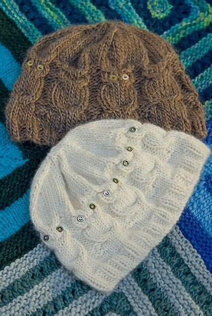 raii pattern in c ravelry wise old owl hat adult version pattern by