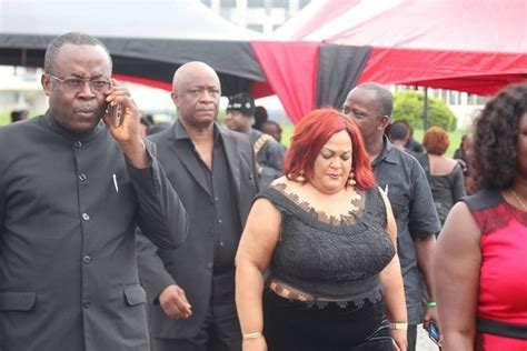 live update photos of nana addo kufuor rawlings others at