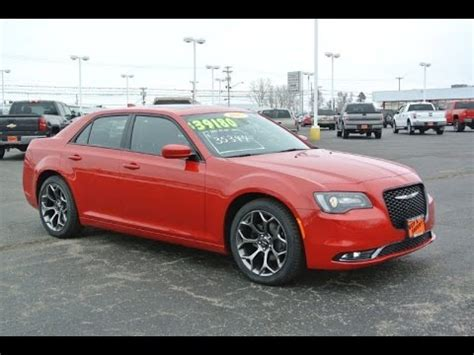 Chrysler 300 S For Sale by 2015 Chrysler 300 S For Sale Dayton Troy Piqua Sidney Ohio