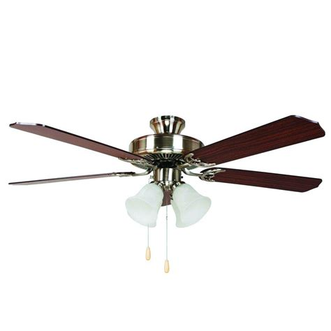 Ceiling Fan With Bright Light by Yosemite Home Decor Westfield 52 In Burnished Bronze
