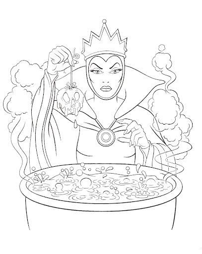 disney villains coloring pages relay for life pinterest