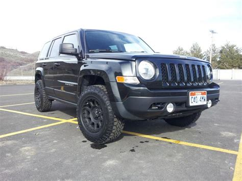 can you lift a jeep patriot with suspension lift jeep patriot pimped out pictures to