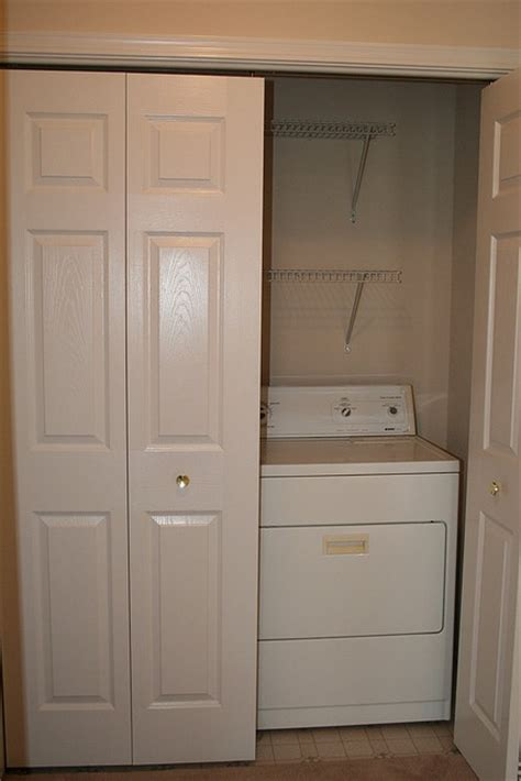 doors to hide washer and dryer gotta hide the washer and dryer but i d really want to