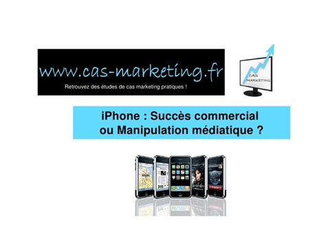Cas Iphone cas marketing iphone marketing apple