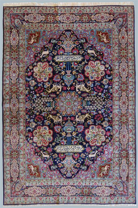 tappeti persiani kirman tappeto persiano kirman caratterizzato da un minuto