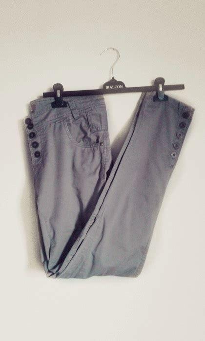 Baggy Khaki spodnie baggy khaki w spodnie szafa pl