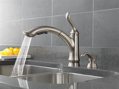 installing delta kitchen faucet the ideas of decorating kitchen with two tone kitchen