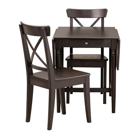 Table With Two Chairs by Ingatorp Ingolf Table And 2 Chairs