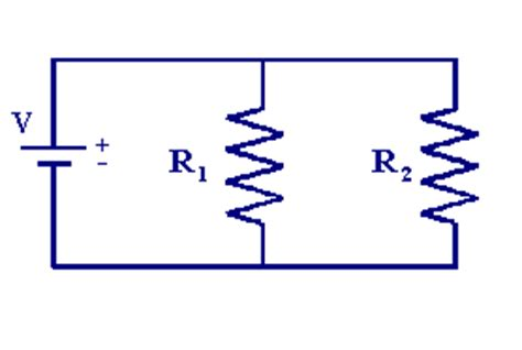 which of the diagrams represents resistors connected in series resistors in parallel department of chemical engineering and biotechnology