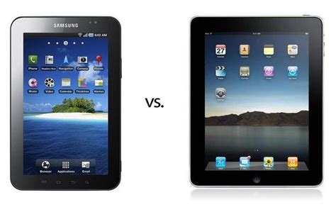 fight samsung galaxy tablet vs apple