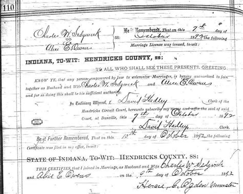 Marion County Indiana Birth Records Sedgwick Org Sedgwick Genealogy Worldwide