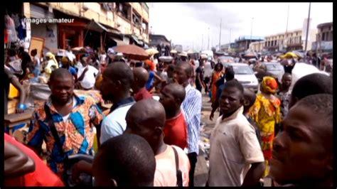marche forum c 244 te d ivoire violence au march 233 forum d adjam 233