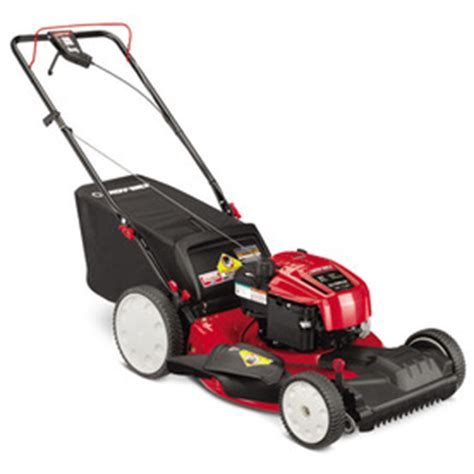 lowes lawn mowers: 4 types of lawn mowers available at lowes
