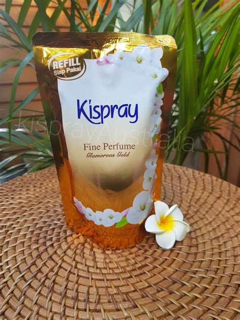 Kispray Amoris Refil 300ml kispray gold refill bali fresh