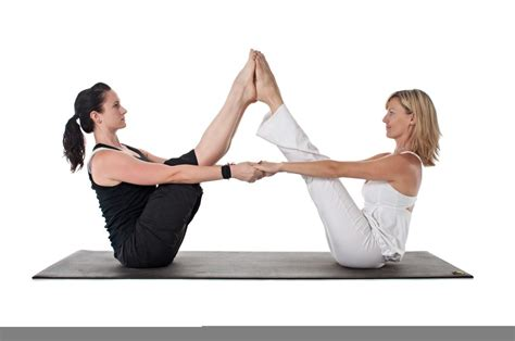 boat pose holding feet 5 fun partner yoga poses to build trust and communication