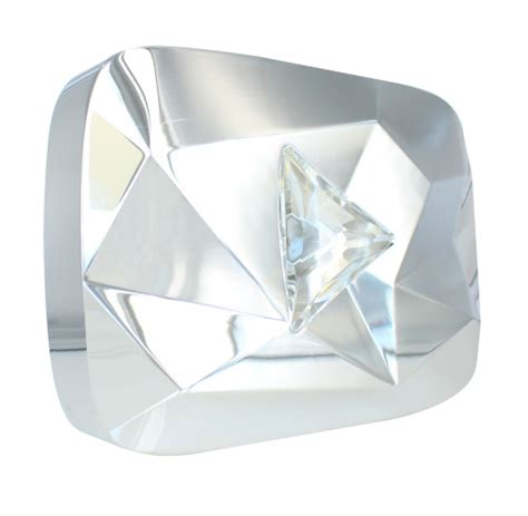 youtube gives new diamond play button to channels with 10 a journal of musical thingsforget gold and platinum