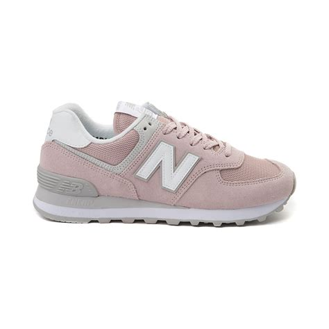 classic athletic shoes womens new balance 574 classic athletic shoe pink 401658