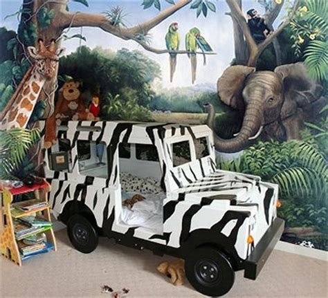 jungle themed bedroom top 5 totally awesome boys beds on wheels