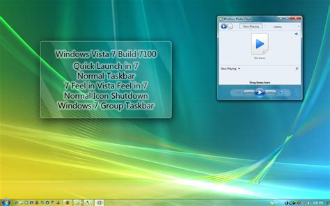 new themes for windows vista windows vista 7 normal taskbar by mufflerexoz on deviantart