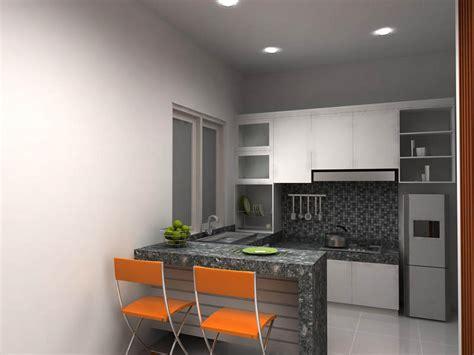 design interior rumah ukuran kecil dapur minimalis ukuran 2x2 desain tipe rumah