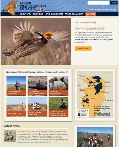 lesser prairie chicken initiative unveils important