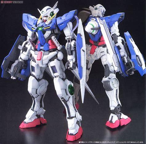 gn 001 gundam exia ignition mode mg gundam model kits item picture1
