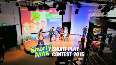 smarty ants short play contest  youtube