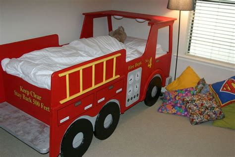 toddler truck truck toddler bed firetruck bed rooms