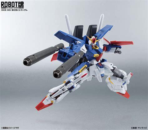 Bandai Gundam Figures Robot Damashii Enhanced Zz Murah Robot Damashii Enhanced Zeta Gundam Updated