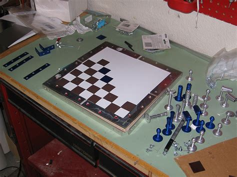 diy case for chess pieces chess com cybergeek s diy chess set