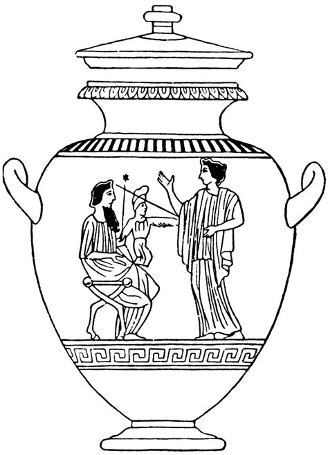Ancient Greece Colouring Pages Free Coloring Pages Of Ancient Greek Vase by Ancient Greece Colouring Pages