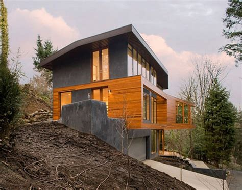 hous com gallery of m1 residence skylab architecture twilight