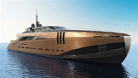 Belafonte yacht concept is a modern classic boating amp yachting